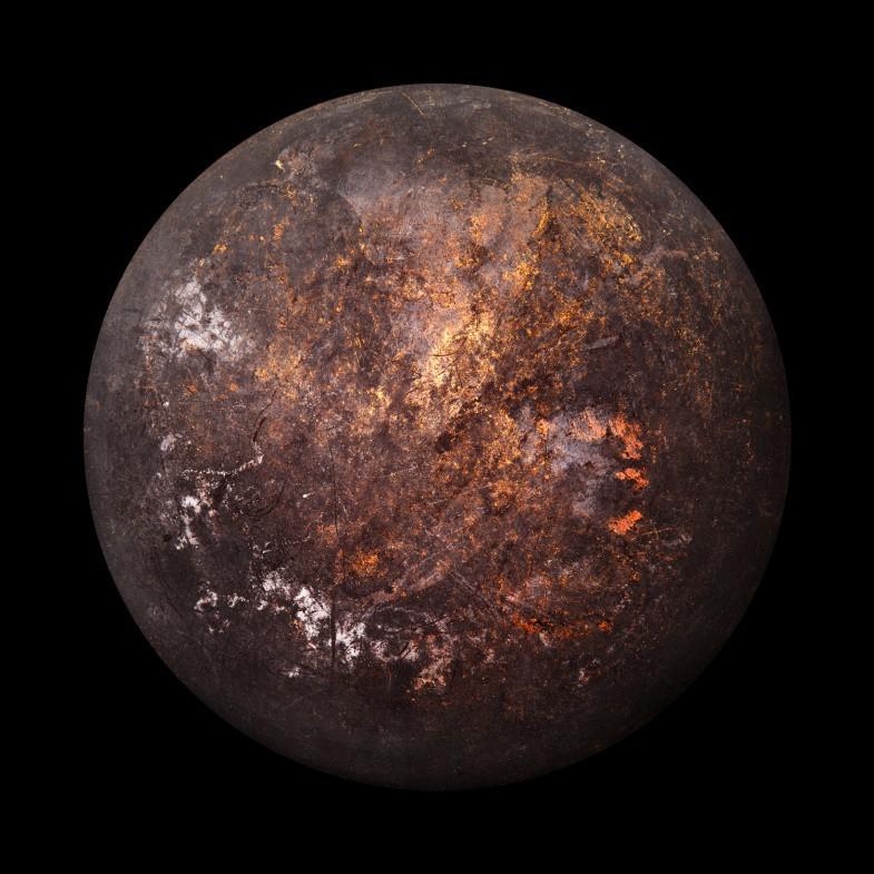 Космические днища старых кастрюль и сковородок от Кристофера Йонассена
