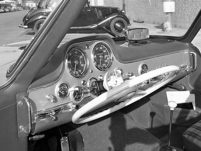 Самые необычные рули на серийных автомобилях