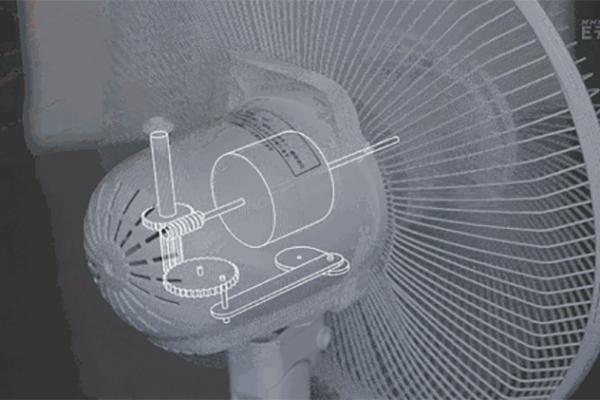 Внутреннее устройство различных механизмов в гифках