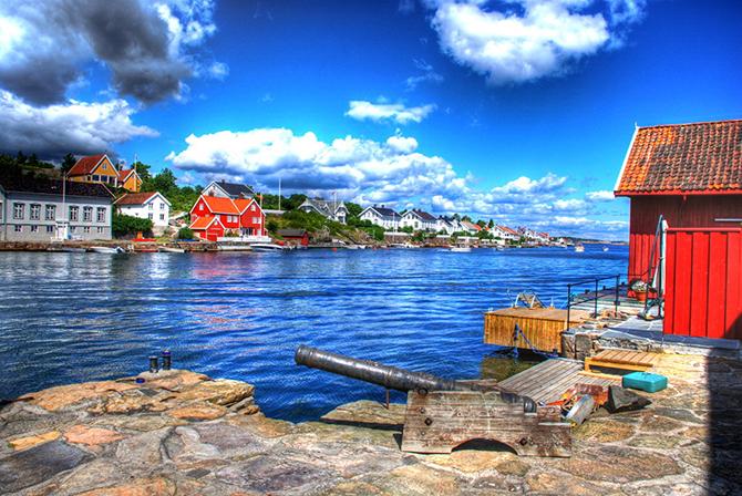 10 европейских островов, о которых вы, вероятно, никогда не слышали