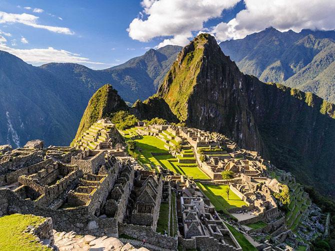 26 величественных древних руин