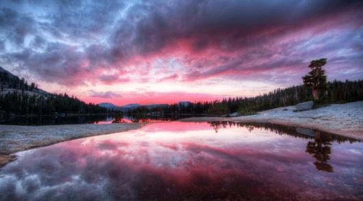 Красоты природы в гифках