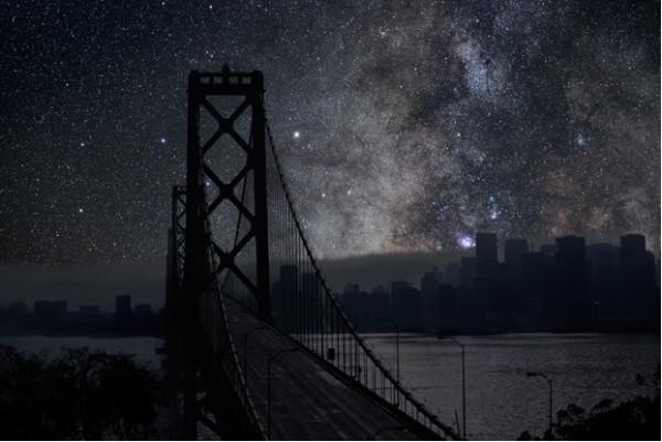 Мегаполисы без электричества