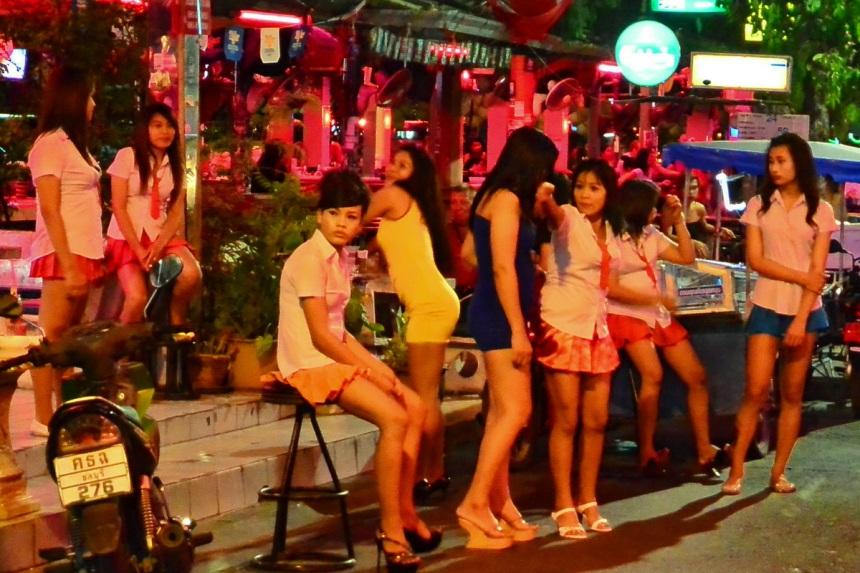 Снял девочек тайланд китайские проститутки форум