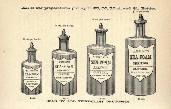 10 интересных фактов о шампуне