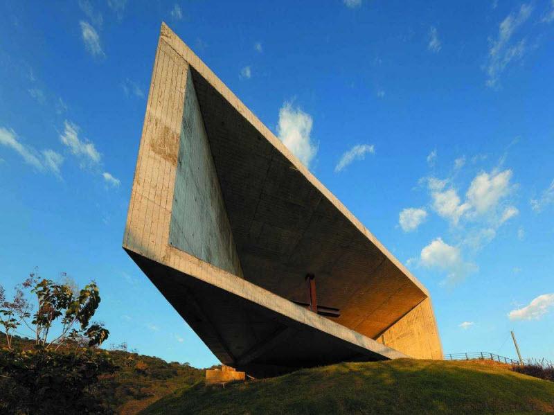 27 новых и необычных архитектурных сооружений