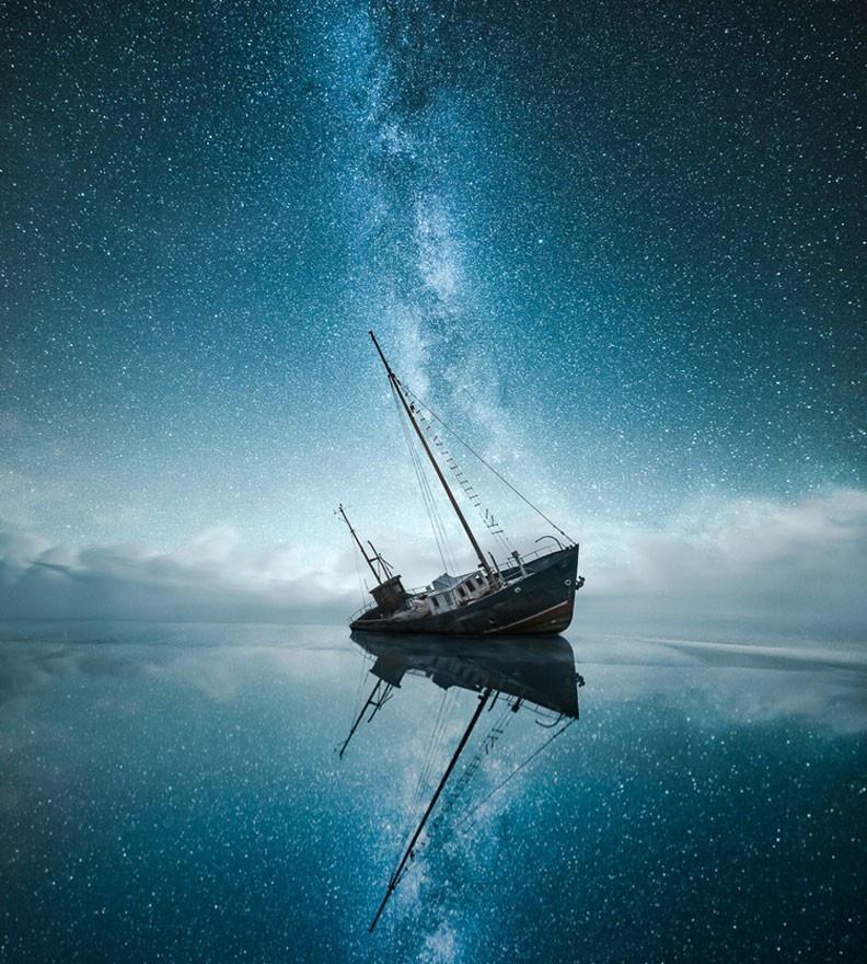 Мистические пейзажи от Микко Лагерстедта