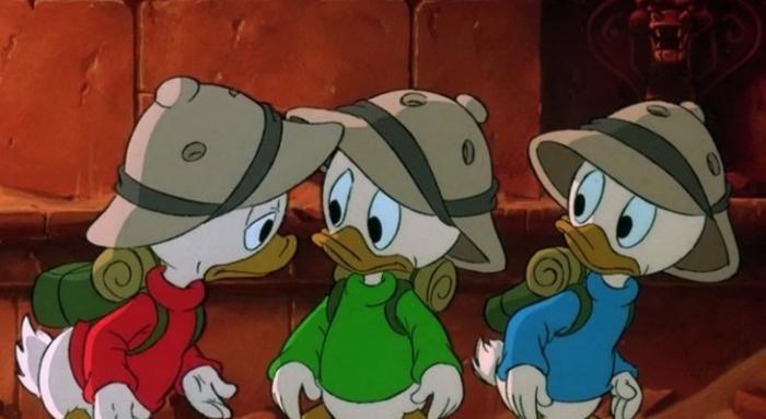 Как на самом деле звали персонажей диснеевских мультфильмов