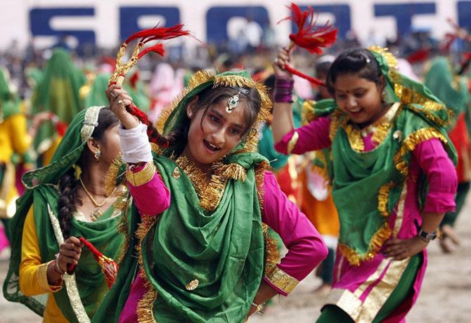 Как празднуют День независимости в Индии