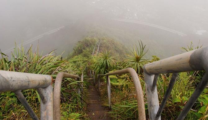 Самые безумные лестницы в мире