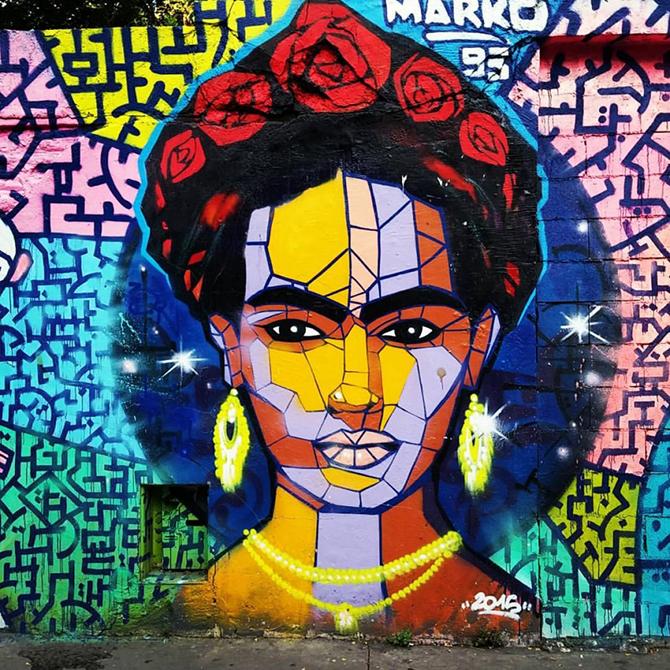 20 работ уличных художников 2015 года со всего мира