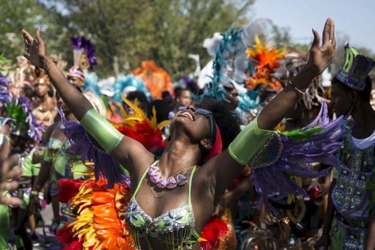 Как прошел парад West Indian Day в Бруклине