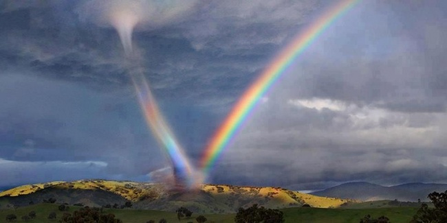 Красота природных стихий на фотографиях