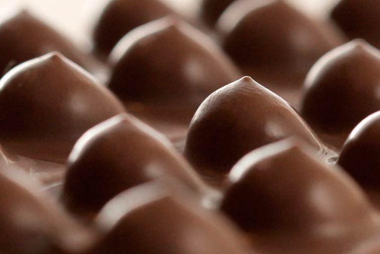 Titses Chocolate — шоколад в форме женской груди