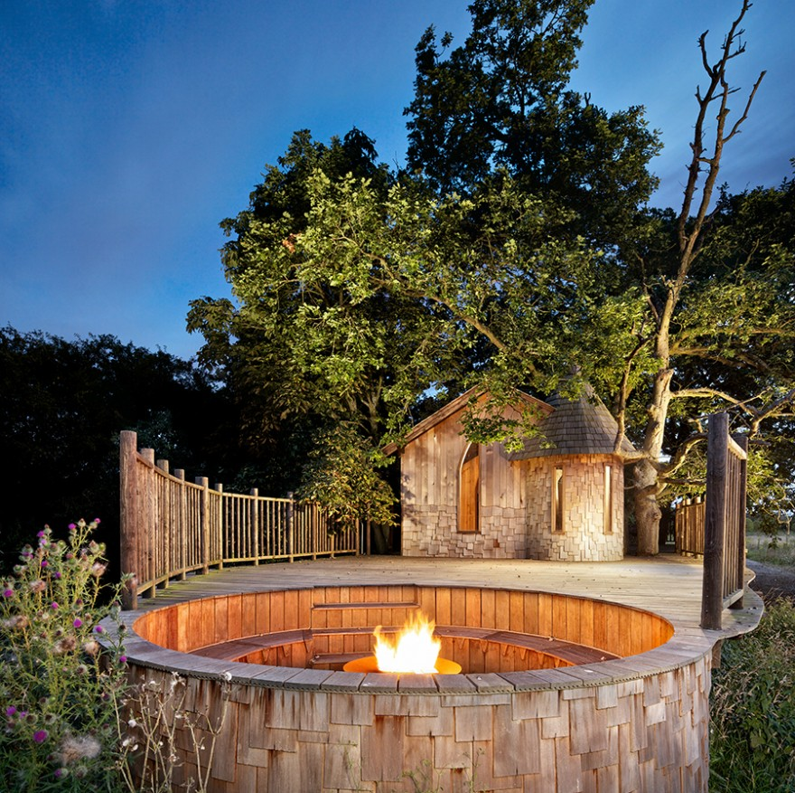 Уютные домики на деревьях со всего мира