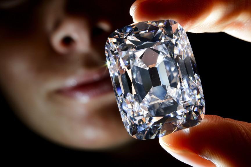 10 самых дорогих бриллиантов, которые были проданы на аукционах
