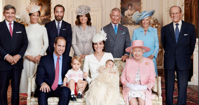 11 фактов о британской королевской семье
