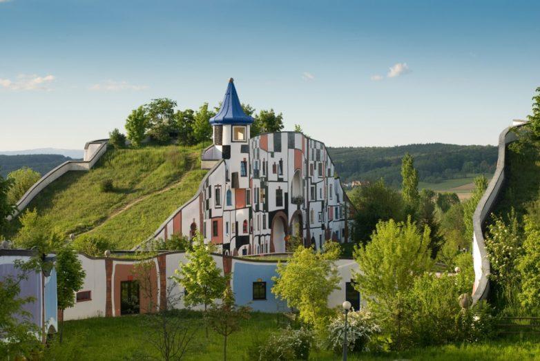 15 необычных зданий, созданных природой