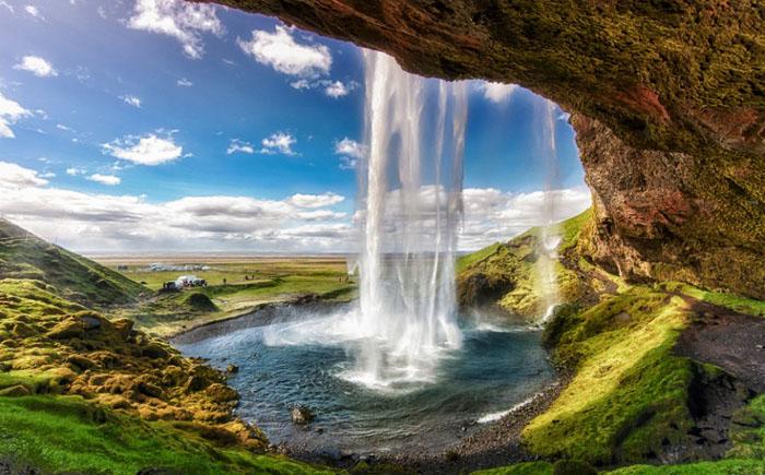 15 потрясающе красивых водопадов мира