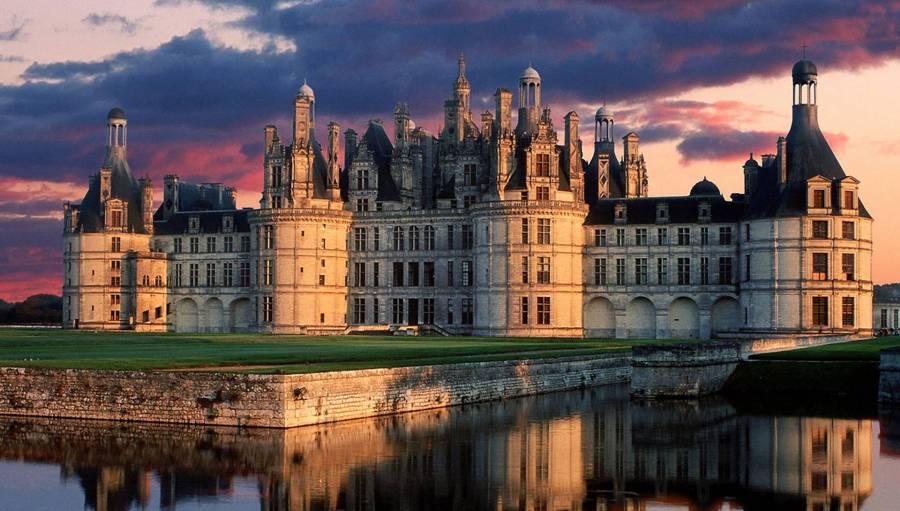 7 жутких замков Европы