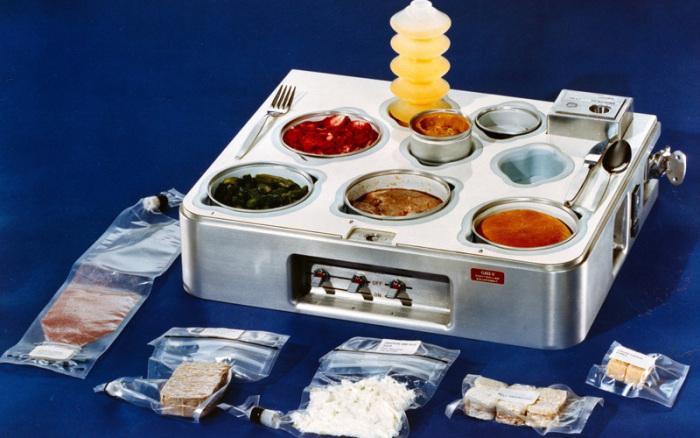 Что ели, едят и будут есть в космосе