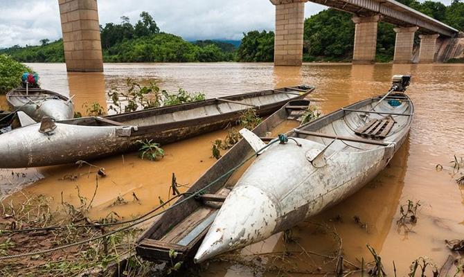 Эхо вьетнамской войны лаосцы используют в хозяйстве