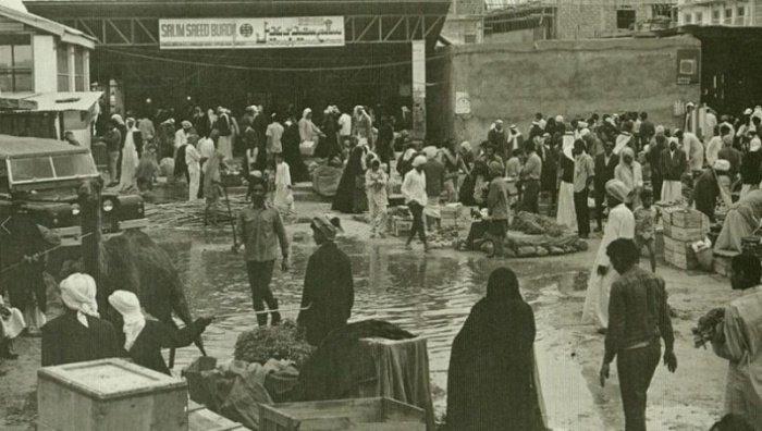 Как преобразился Дубай за 60 лет