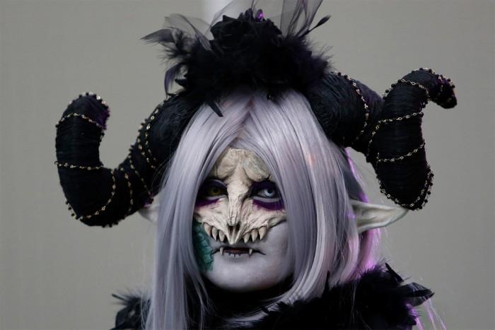 Как прошел фестиваль Хэллоуина в Токио