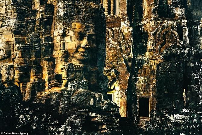 Невероятные храмы из фильмов с участием Анджелины Джоли
