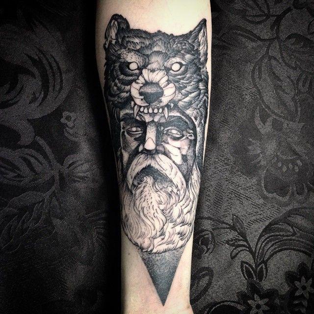 Поразительные татуировки от Fredao Oliveira