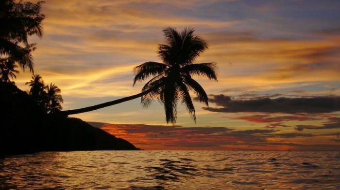 Раджа Ампат — рай в Западном Папуа