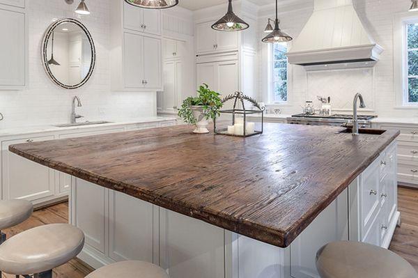 Уникальные идеи кухонных столов для вашей кухни