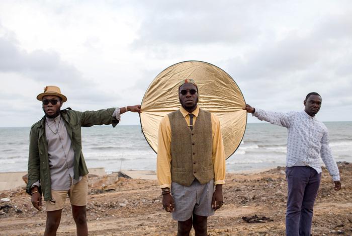 Хипстеры в Африке