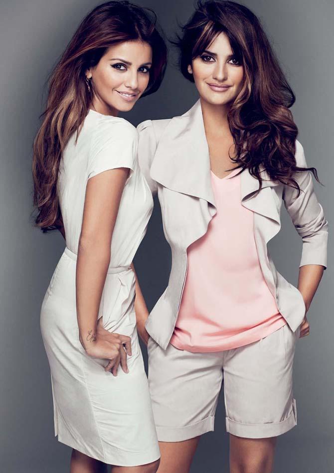 Знаменитые красотки и их не менее привлекательные сестры