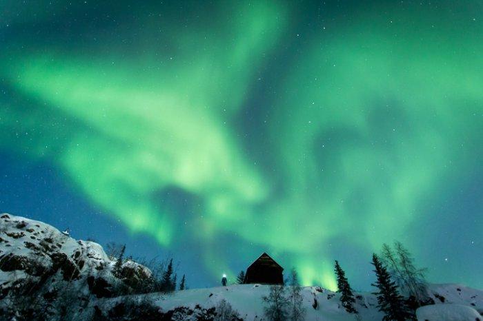 Красота природы и фантазии на фотографиях Дэйва Броши