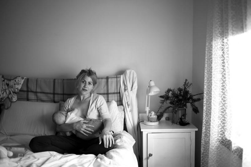 Непостановочная красота материнства от фотографа Сьюзи Блэйк