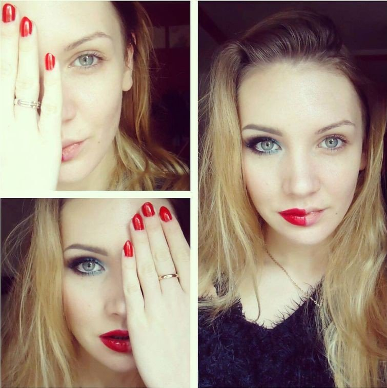 Невероятная сила и магия макияжа