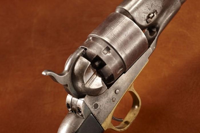 Огнестрельное оружие в музее National Firearms