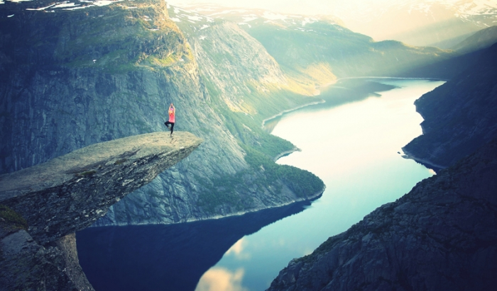 Почему следует полюбить свой страх