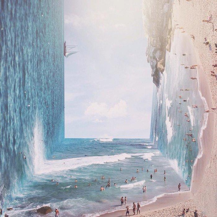 Реалистичные фотоманипуляции от индонезийского художника Джати Путры