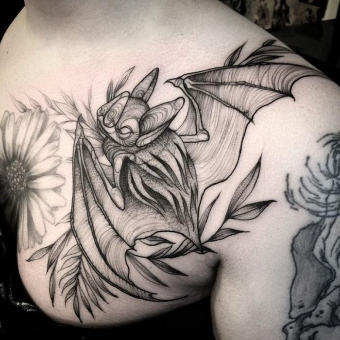 Татуировки от Номи Чи