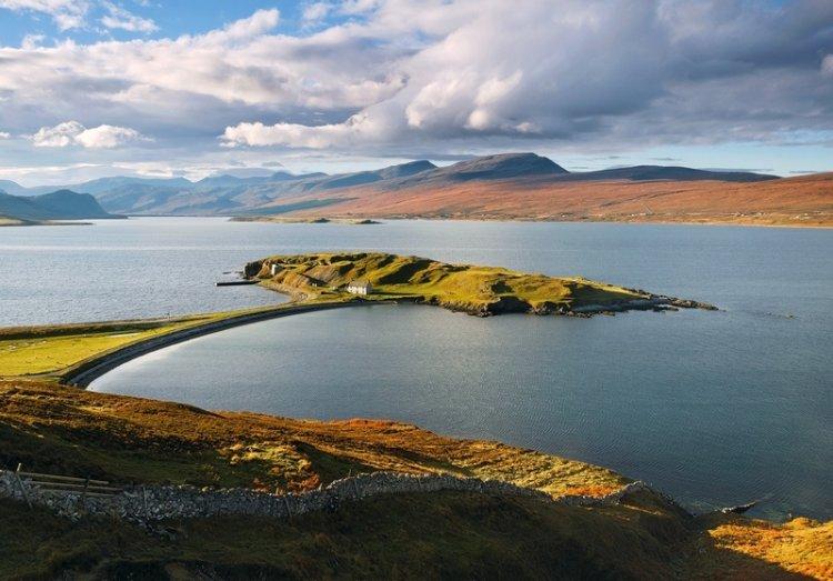 Удивительные пейзажи Шотландии от Яна Камерона