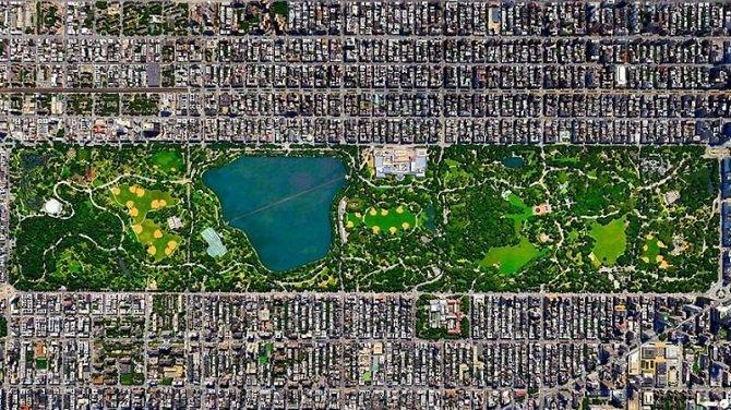 Удивительные спутниковые фото, которые изменят ваш взгляд на мир