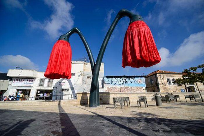 Уникальные конструкции в Иерусалиме
