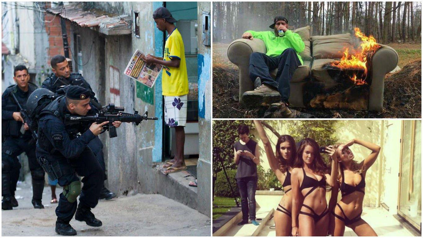 25 фотографий настоящих пофигистов