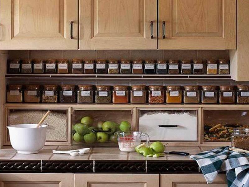 Ищем простые лекарства на кухне