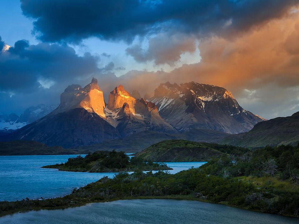 Лучшие снимки путешественников от журнала National Geographic 2015 года