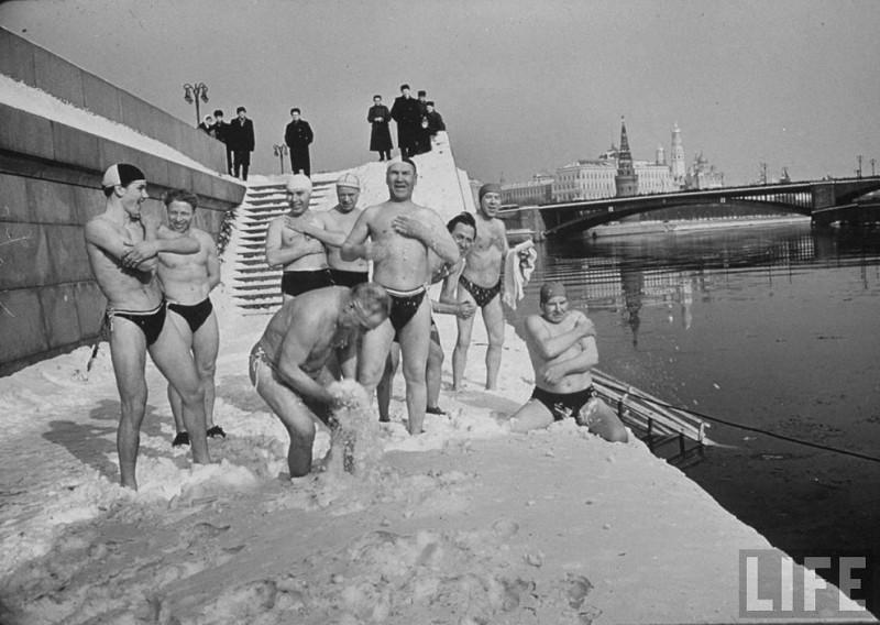 Москва в декабре 1959 года
