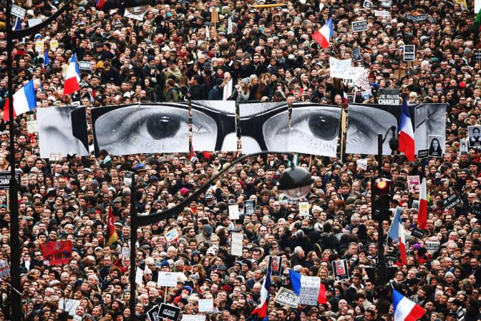 Подборка лучших фотографий от зарубежных СМИ 2015 года