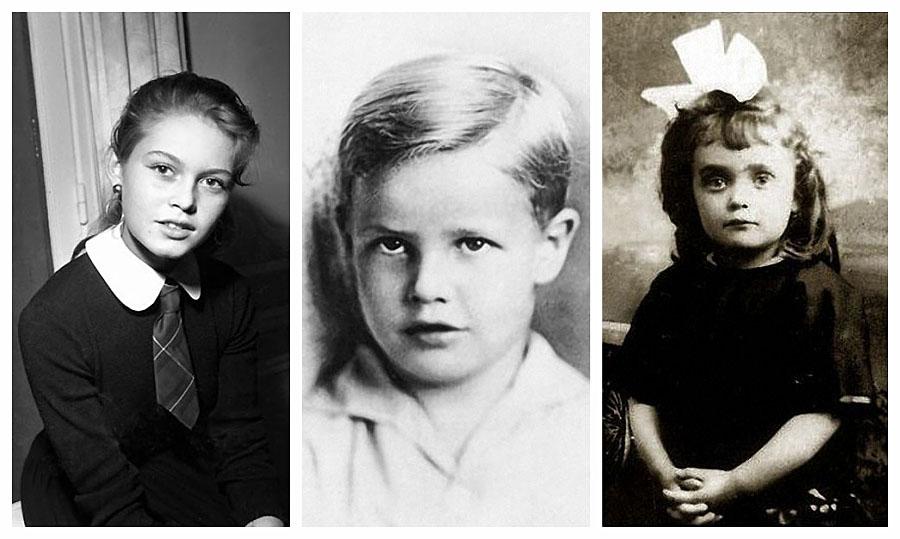 Фотки из домашних архивов